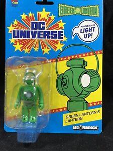 DC Universe Green Lantern Be@rbrick Lights Up SDCC Bearbrick