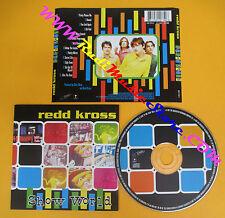 CD REDD KROSS Show World 1997 Uk THIS WAY UP 524275-2  no lp mc dvd (CS1)