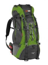 Black Wolf McKinley 75L Hiking Rucksack Backpack - Forest