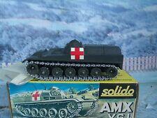 1/50 Solido (France)   MILITARY AMX V.C.I Ambulance  #227