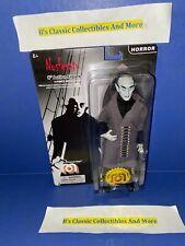 "Nosferatu Mego 8"" Retro Figure Horror Vampire New"