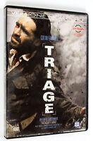 DVD TRIAGE 2010 Drammatico Colin Farrell Paz Vega