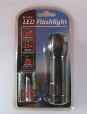 Flashlight Metal Led Flashlight Super Bright 22 Lumen 9 Led Bulbs Ulite