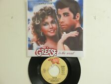 """HIT 45 FROM THE MOVIE """"GREASE"""" + P(Copy)[GREASE ]  1978 !"""