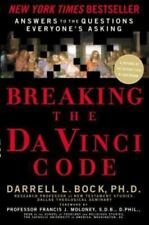 Breaking the Da Vinci Code : Answers to the Questions Everyone's Asking by Darre