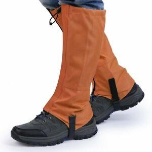 Anti Bite Snake Guard Shields Hunting Leg Protection Waterproof Legging Gaiters