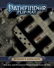 Pathfinder Flip Mat Wizard's Dungeon GDR PZO30094 Mappa 60×76 cm Paizo VEDI FOTO