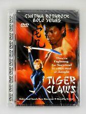 Tiger Claws II (DVD 1999) - Rare Cynthia Rothrock Martial Arts Film - New