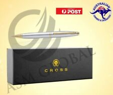 Cross Calais Medalist Ballpoint Pen Chrome 24k Gold Appointments with gift box