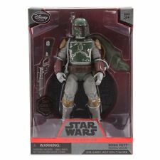 Star Wars Elite Series Boba Fett Die Cast avec Cape Neuf