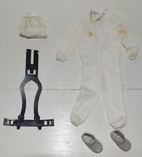 Tenue Outfit vêtement espace cosmonaute BIG JIM Vintage Action Set MATTEL