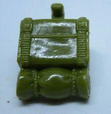1990 Capt Grid Iron Backpack Part Great Shape Vintage Weapon/Accessory GI Joe KL