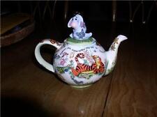 Disney Eeyore Tigger Winnie the  Pooh Teapot Dish Washer safe