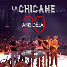 La Chicane, 20 Ans Deja (2017, Live) CD BRAND NEW at Musica Monette, Canada