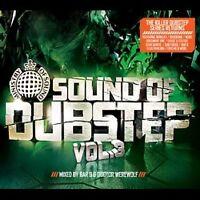 MINISTRY OF SOUND Sound Of Dubstep Vol. 3 2CD BRAND NEW Digipak