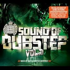 MINISTRY OF SOUND Sound Of Dubstep Vol. 3 2CD BRAND NEW Digipak