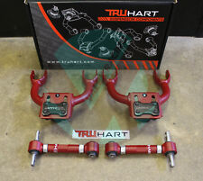Truhart Adjustable Front & Rear Camber Kit Combo 92-95 Honda Civic EG