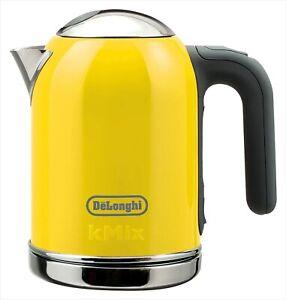 DeLonghi kMix Boutique Electric Kettle 0.75L Yellow SJM010J-YW Japan NEW
