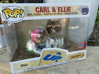 Funko Pop Disney UP Carl & Ellie 2020 NYCC Fall Convention Exclusive (IN HAND)