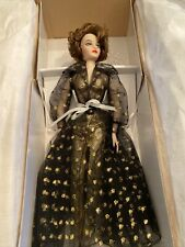 """Rare Ashton Drake Doll made for Timmy Kennedy.  Madra in """"Timmy Lounge"""" (Gold)"""