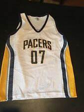 Indiana Pacers Great Clips Mesh Jersey Size Youth (18-20) #07 MBA Basketball
