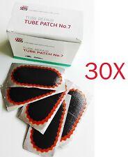 Car ATV Tire Tube Repair Patch Oval Patches Rema Nr7 37 X 74мм One BOX 30pcs
