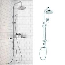 DHL Duschsäule Duschpaneel Überkopfbrause Set Kopfbrauseset Regendusche Duschset