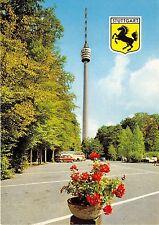 B34289 Stuttgart Fernsehturm germany
