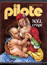 Pilote mensuel 19, décembre 1975 / cote 5€ / tbe