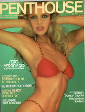 REVISTA PENTHOUSE MAGAZINE Nº 89 · AUGUST 1985 · SPANISH EDITION