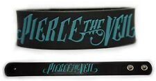 PIERCE THE VEIL Rubber Bracelet Wristband Collide with the Sky
