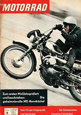 6538M Motorrad 1961 8/61 Sachs 100 Puch 175 MC DKW MZ Zschopau Österreich DDR