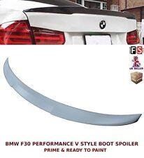 bd0777cb98b BMW 3 SERIES F30 F80 (M3 M4 V STYLE) REAR BOOT LID SPOILER PRIME