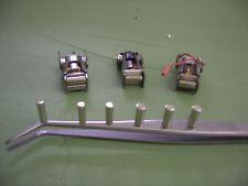 Lot d'aimants pour moteur de loco jouef