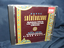 Ravel - Sheherazade -Ewing / Rattle / City Of Birmingham SO