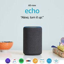 Echo (3rd Gen)- Smart speaker with Alexa