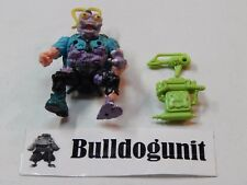 Scumbug w/ Backpack & Gun Figure Teenage Mutant Ninja Turtles 1990 TMNT