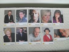 EMMERDALE - 10 Official Cast Photos (Emmerdale Farm TV series) lot 9