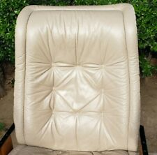 Ekornes stressless Leather Recliner Back Support Part from Royal