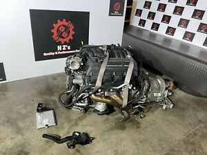 DODGE CHARGER R/T DAYTONA 392 2018-2020 OEM 6.4L ENGINE TRANSMISSION SWAP 50K