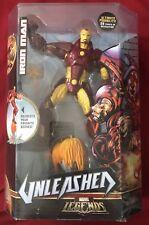 "Hasbro Marvel Legends Unleashed Iron Man 8"" Action Figure"