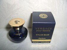 NEU VERSACE pour Femme Dylan Blue Eau de Parfum MINIATUR Mini Flakon 5 ml Sample