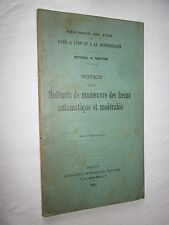 RAIL TRAIN CHEMINS DE FER PARIS LYON MEDITERANNEE ROBINETS DE FREINS