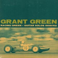 Grant Green - Racing Green (2 x CD) Guitar Solos 1959-1962 NEW Gift Idea