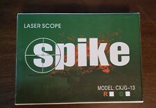 Laser Scope Spike Model: CXJG-13 NIB