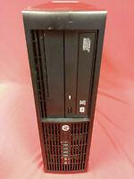 Hp Compaq 4000 pro small form factor Intel Core 2 Duo E7600 3.06Ghz, 4GB 500GB