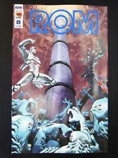 IDW Comics: ROM #8 FEBRUARY 2017 # 27I32