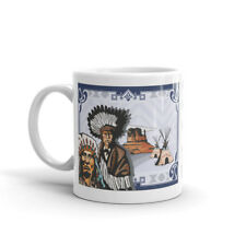 Native American Indian TRIBE Tazza-Stati Uniti Indigeni Indiani regalo #10457