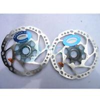 New Shimano SLX SM-RT64 Disc Brake Centerlock Rotors 160mm pair set 2 pcs
