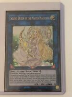 Selene, Queen of the Master Magician 1st Edition Ultra Rare DUOV-EN014 Yu-Gi-Oh!